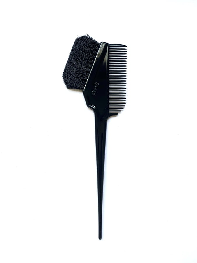 Application Brush Black
